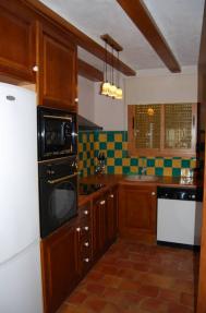 casa de pueblo cocina