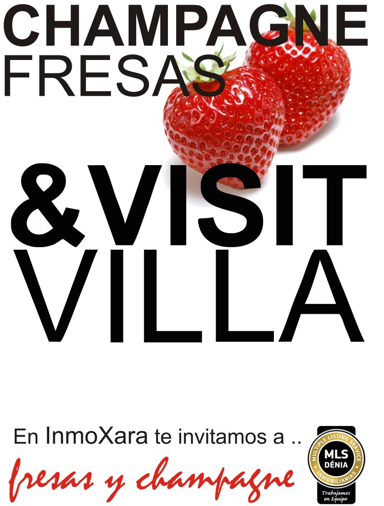 cartel fresas